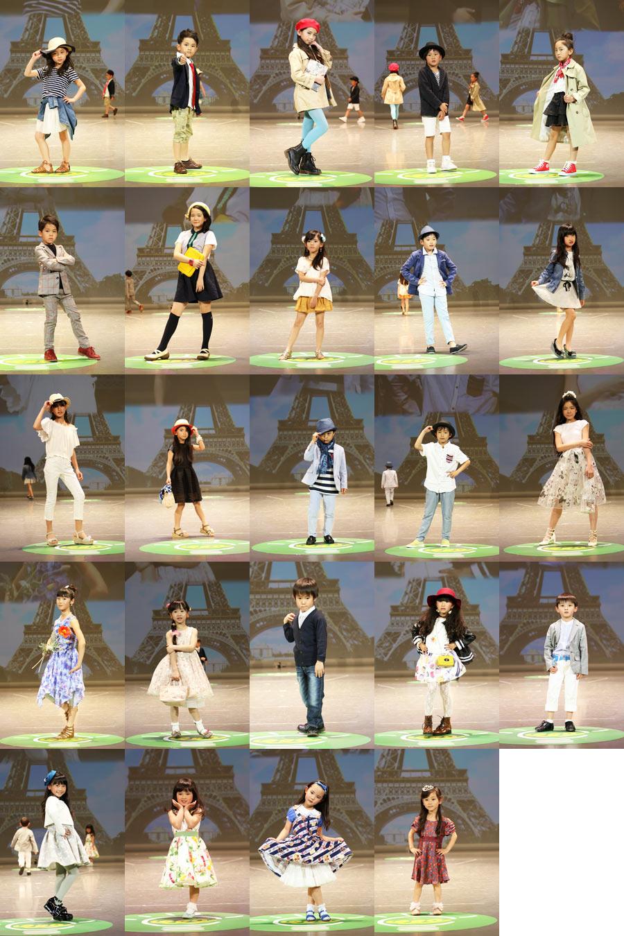 FRANCE Fashion Show part3