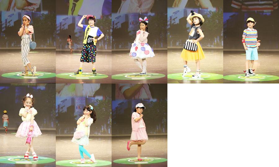 JAPAN Fashion Show part1