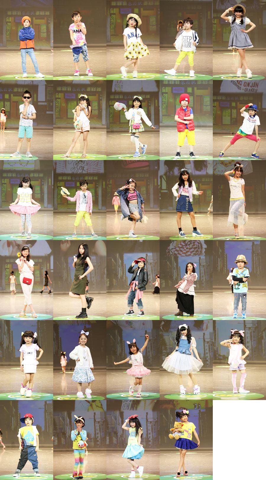 JAPAN Fashion Show part3