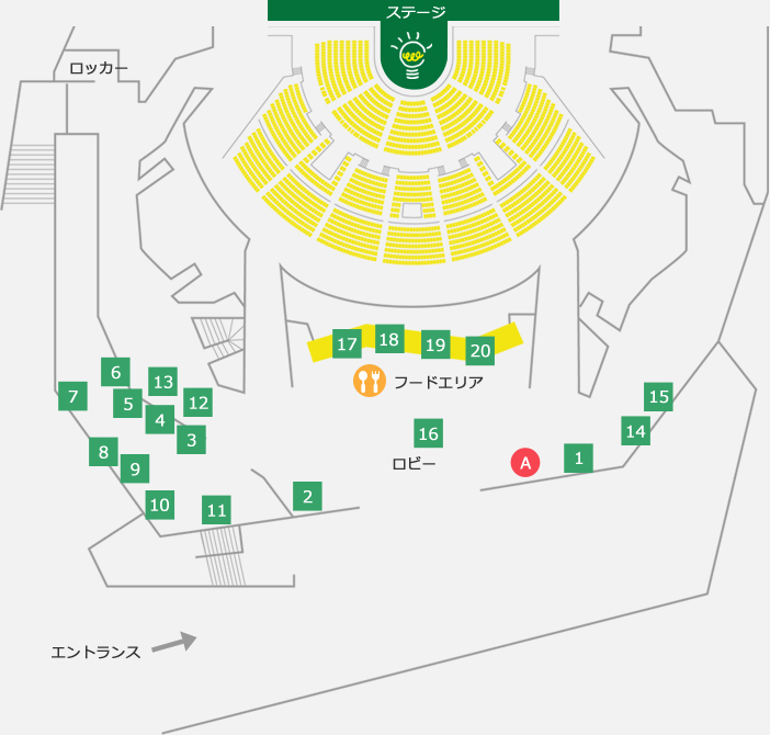 stage map